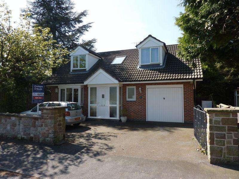 3 Bedrooms Detached House for sale in Central Avenue, Borrowash, Derby