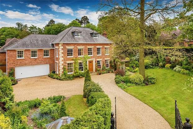 7 Bedrooms Detached House for sale in The Beeches, Stourbridge Road, BRIDGNORTH, Shropshire