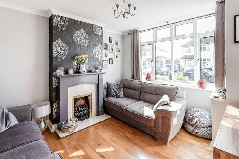 3 Bedrooms Semi Detached House for sale in Holland Crescent, Hurst Green