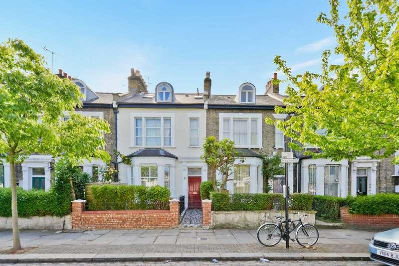 5 Bedrooms Terraced House for sale in Somerfield Road, N4 2JN
