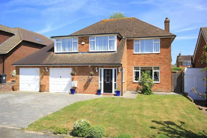 4 Bedrooms Detached House for sale in DETACHED 4 DOUBLE BED, LEVERSTOCK GREEN, HP3