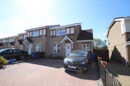 4 Bedrooms End Of Terrace House for sale in Battles Burn View, Glasgow, Lanarkshire