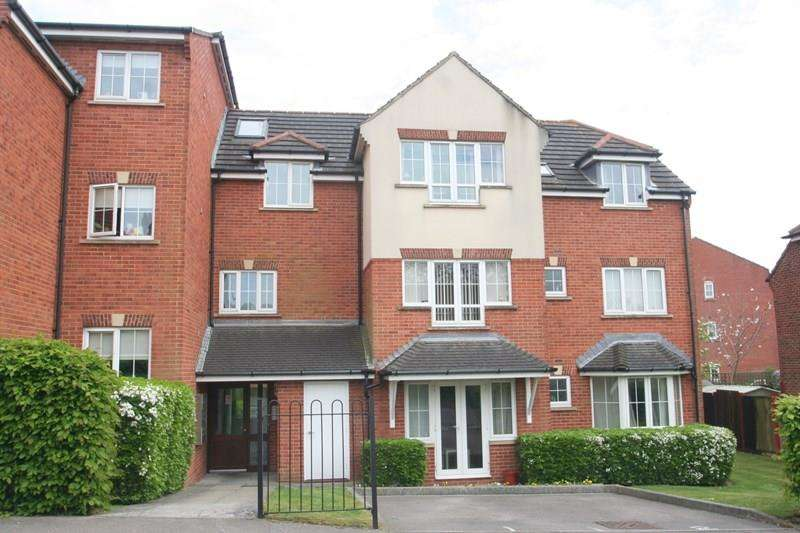 2 Bedrooms Apartment Flat for sale in Walker Place, Hamble, SOUTHAMPTON