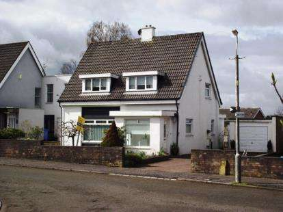 3 Bedrooms Detached House for sale in Spean Avenue, East Kilbride