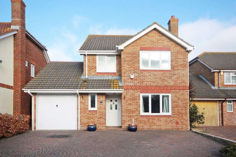 4 Bedrooms Property for sale in Chant Close, Purewell Meadows, Christchurch