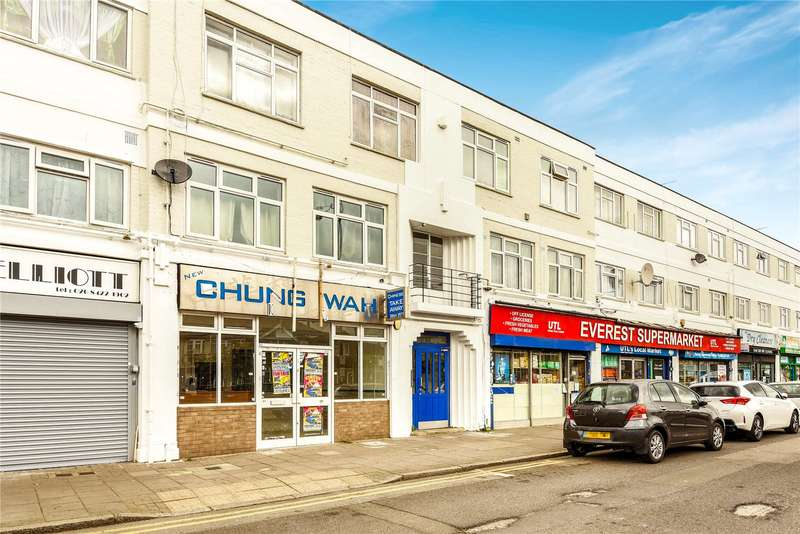 2 Bedrooms Apartment Flat for sale in Station Parade, Northolt Road, Harrow, Middlesex, HA2