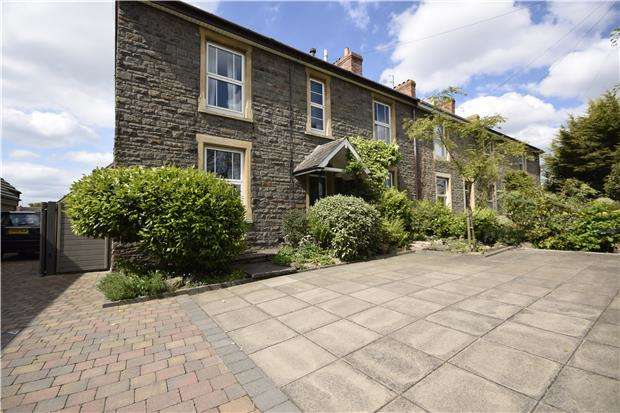 4 Bedrooms End Of Terrace House for rent in Bath Road, Longwell Green