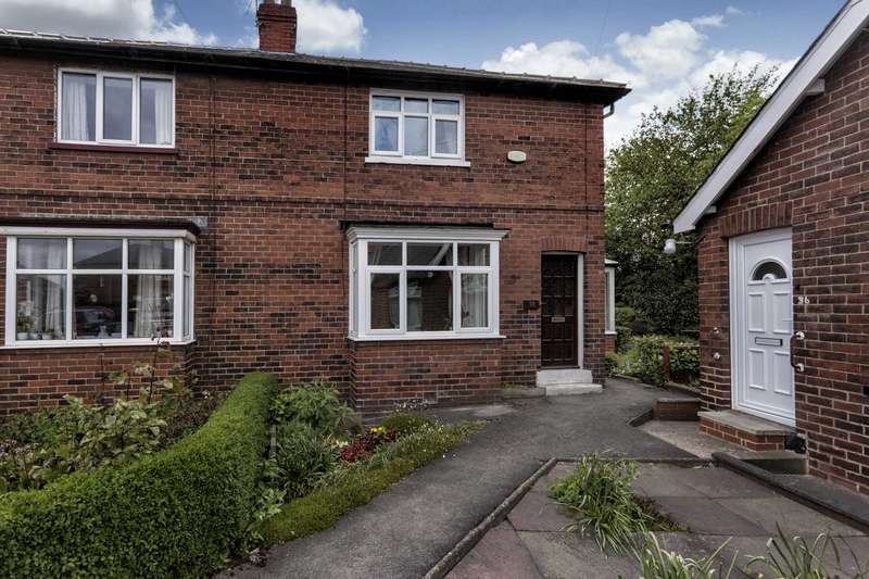 3 Bedrooms Semi Detached House for sale in 38 Homefield Avenue, Morley, Leeds, LS27 0DX