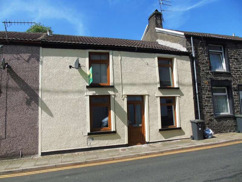 2 Bedrooms Terraced House for sale in Duffryn Street, Mountain Ash