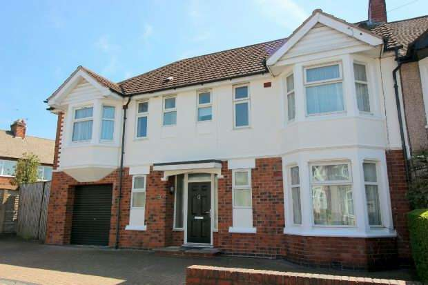 4 Bedrooms End Of Terrace House for sale in Baronsfield Road, Cheylesmore, Coventry