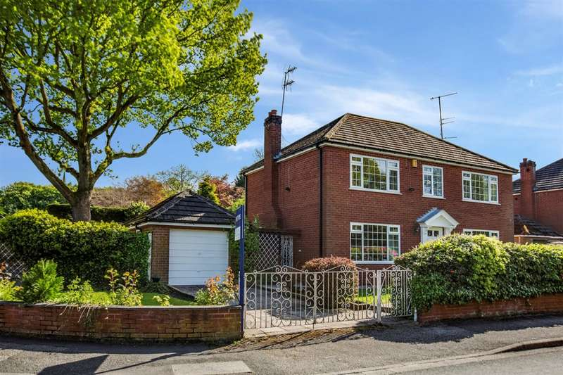 4 Bedrooms Detached House for sale in Aviary Road, Worsley, Manchester, M28 2WF