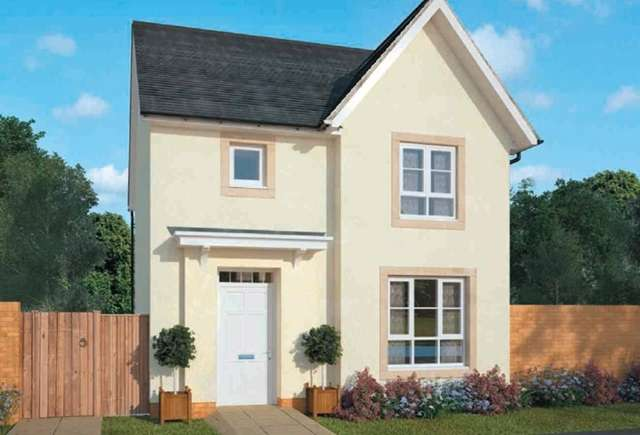 3 Bedrooms Detached House for sale in Smeaton Drive, Bonnybridge, Falkirk, FK4 1AS