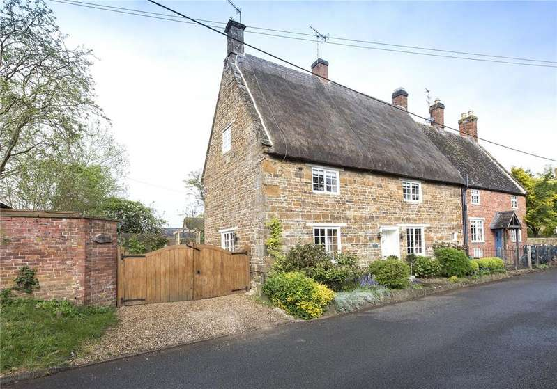 4 Bedrooms Semi Detached House for sale in Overthorpe, Banbury, Oxfordshire, OX17