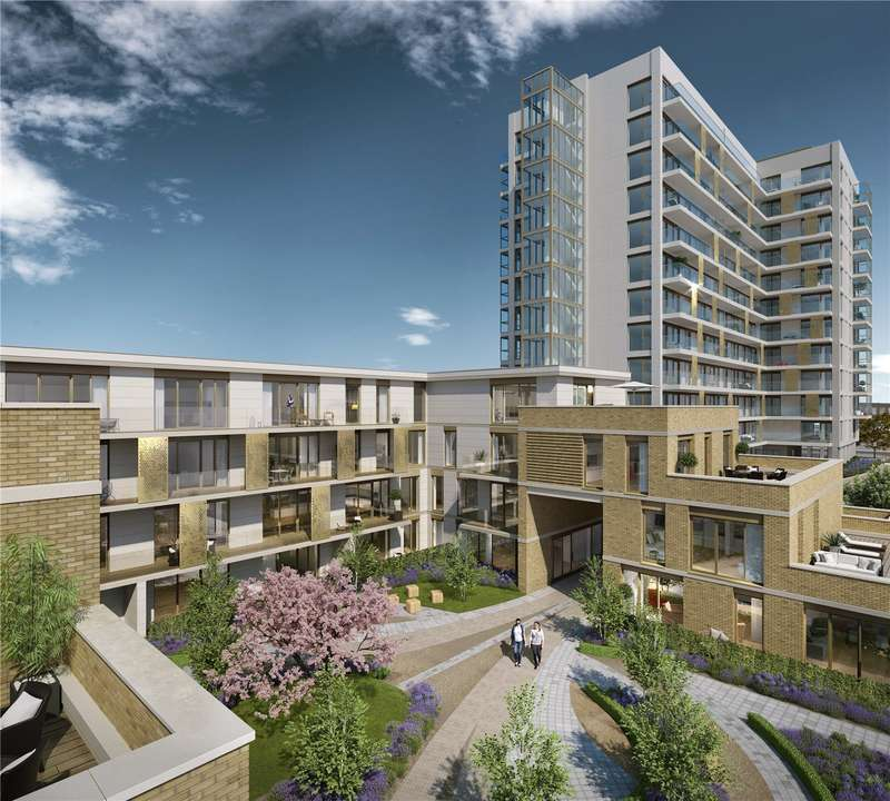 2 Bedrooms Flat for sale in Northway House, 1379 High Road, London, N20