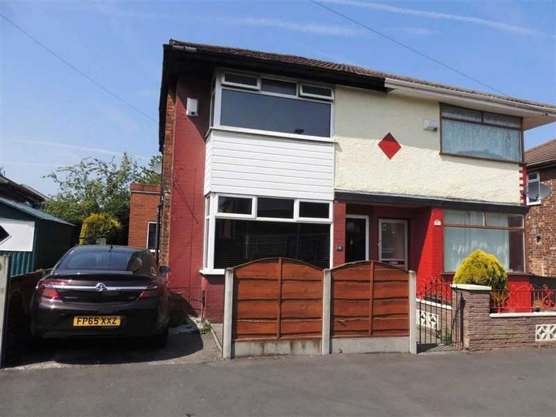 2 Bedrooms Property for sale in Eastwood Avenue, Droylsden, Manchester