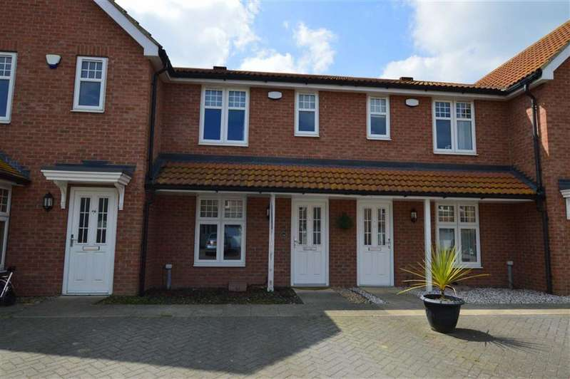 2 Bedrooms Property for sale in Rawson Way, Hornsea, East Yorkshire