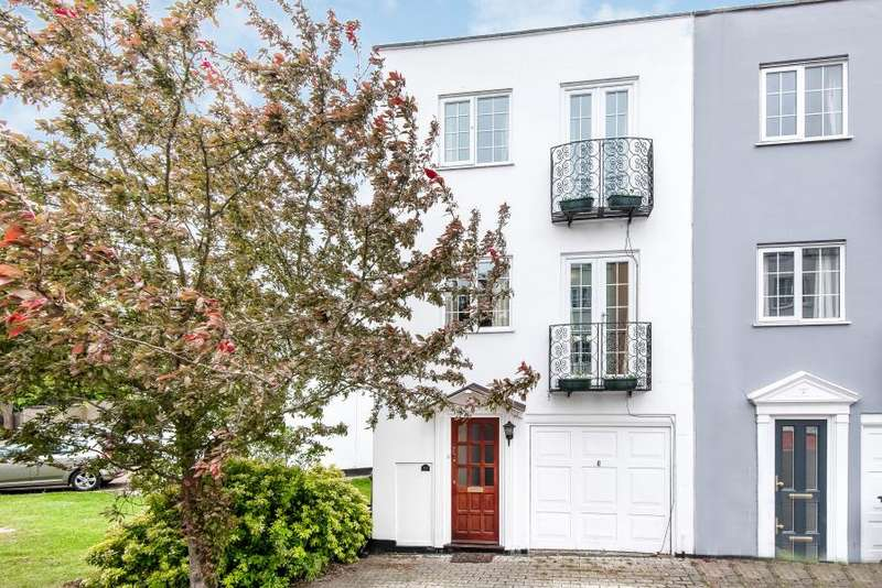 4 Bedrooms End Of Terrace House for sale in Eaton Drive, Kingston upon Thames, KT2