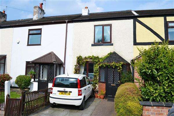 2 Bedrooms Cottage House for sale in Wash Lane, Leigh