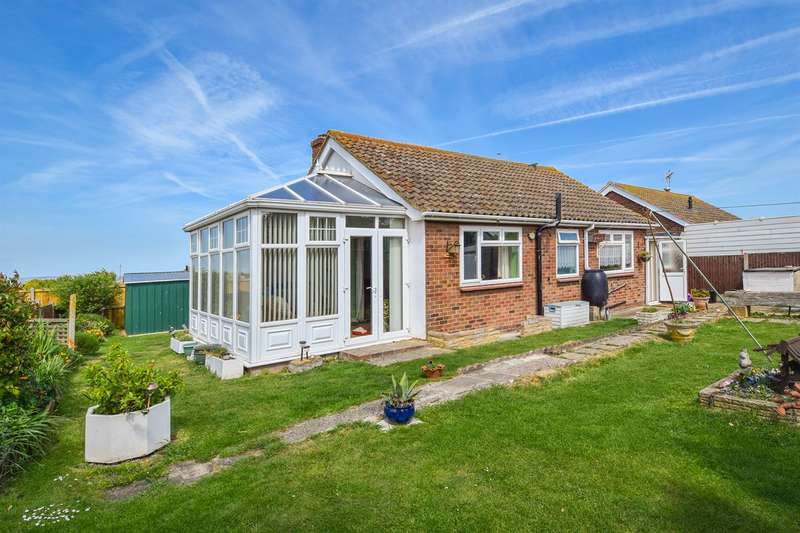 2 Bedrooms Semi Detached Bungalow for sale in Cresta Close, Studd Hill, Herne Bay