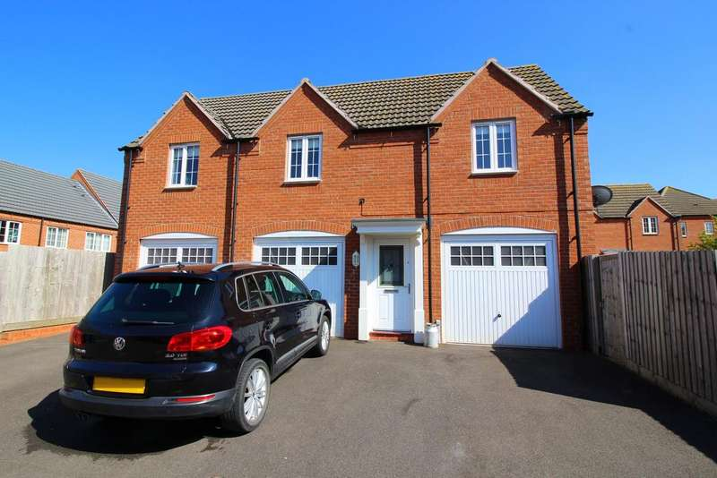 2 Bedrooms House for sale in Dart Court, Bingham NG13