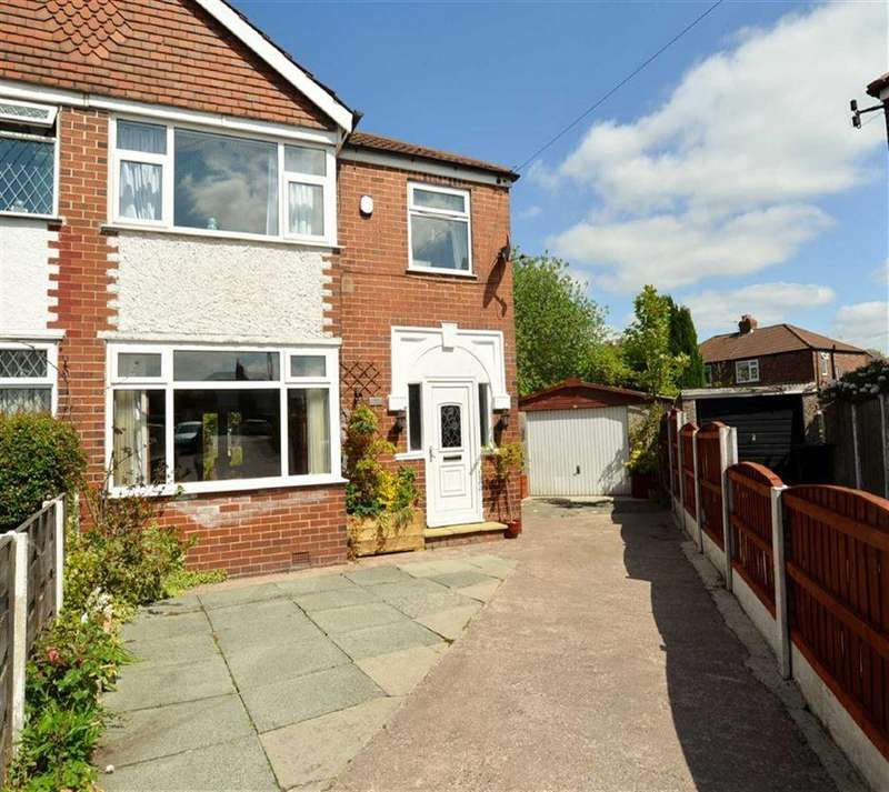 3 Bedrooms Semi Detached House for sale in Chinley Avenue, STRETFORD