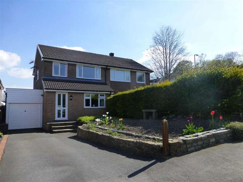 3 Bedrooms Semi Detached House for sale in Fronheulog Hill, Bwlchgwyn, Wrexham