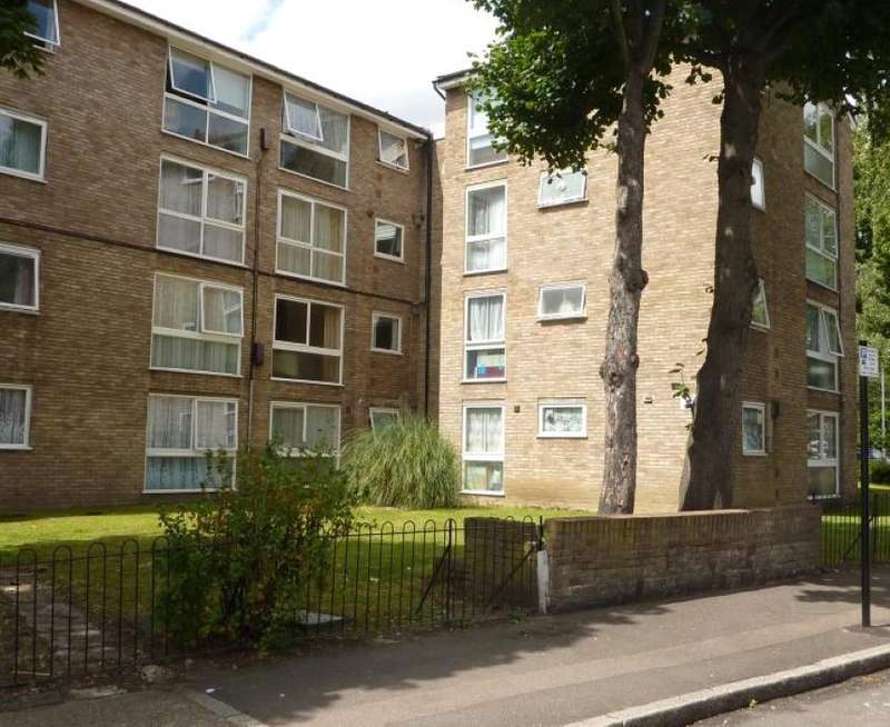 2 Bedrooms Apartment Flat for sale in Beaufort House, Talbot Road, London, N15 4DR