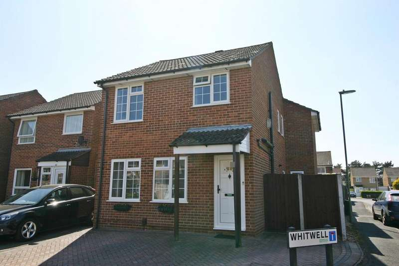 3 Bedrooms Detached House for sale in Whitwell, Netley Abbey, Southampton, SO31 5GL