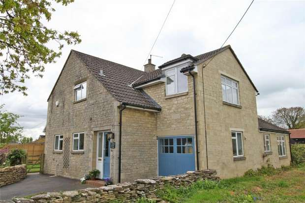4 Bedrooms Detached House for sale in Dormer Cottage, 72a Upper South Wraxall, Bradford on Avon, Wiltshire