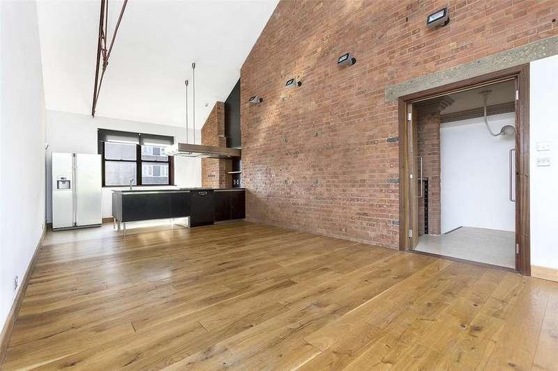 3 Bedrooms Flat for sale in St. John Street, London, EC1V