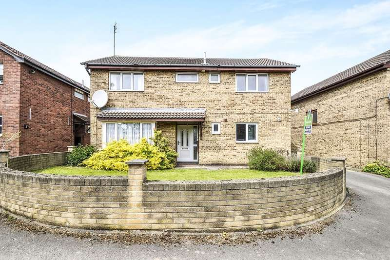 5 Bedrooms Detached House for sale in Dunlin Close, Thorpe Hesley, Rotherham, S61