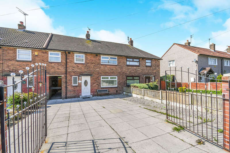 3 Bedrooms Semi Detached House for sale in Coronation Drive, Prescot, L35