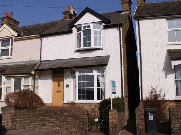 3 Bedrooms Cottage House for sale in Ebberns Road, Apsley, Hemel Hempstead, Hertfordshire