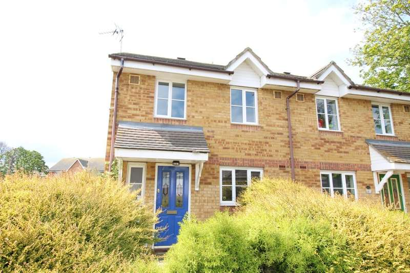 3 Bedrooms Semi Detached House for sale in Sycamore Grange, Ramsgate, CT11