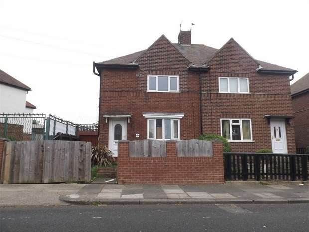 3 Bedrooms Semi Detached House for sale in Plains Road, Sunderland, Tyne and Wear