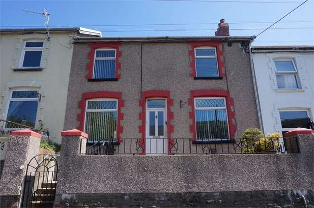 3 Bedrooms Terraced House for sale in Fothergills Road, NEW TREDEGAR, Caerphilly