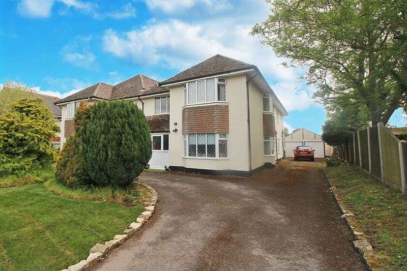 3 Bedrooms Flat for sale in Lyndhurst Road, Christchurch