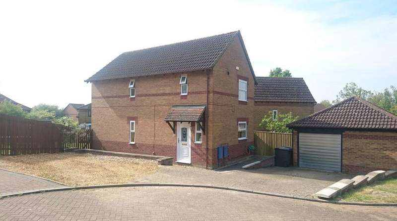 3 Bedrooms Detached House for sale in Pether Avenue, Brackley