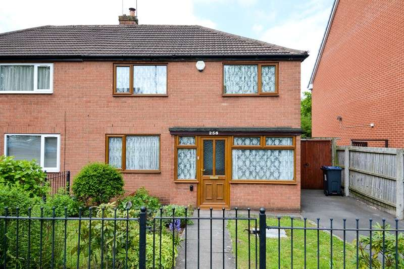 3 Bedrooms Semi Detached House for sale in Staple Lodge Road, Northfield, Birmingham