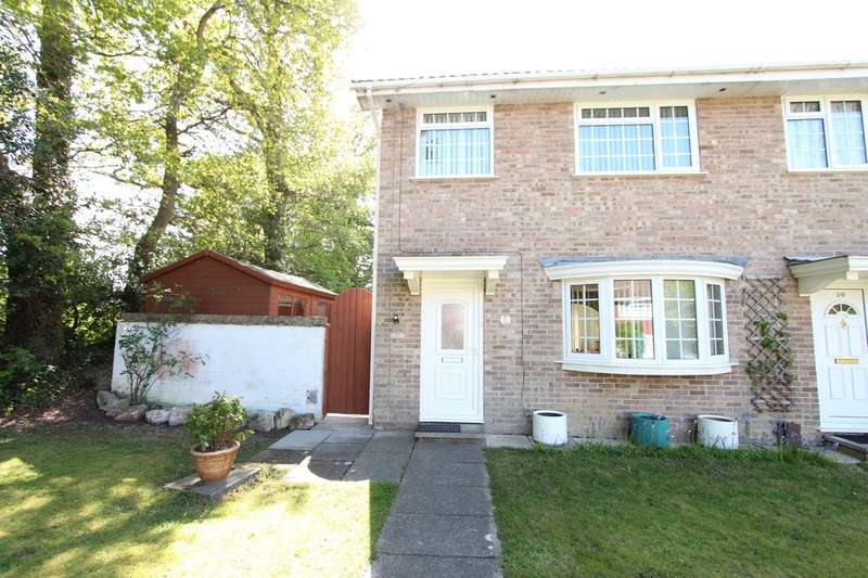 3 Bedrooms End Of Terrace House for sale in WALKFORD