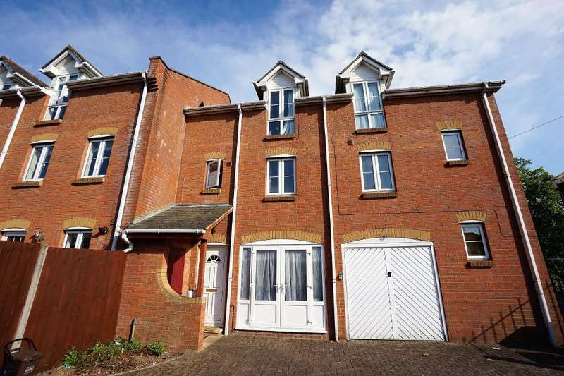 4 Bedrooms Terraced House for sale in Station Road, Netley Abbey, Southampton, SO31 5AE