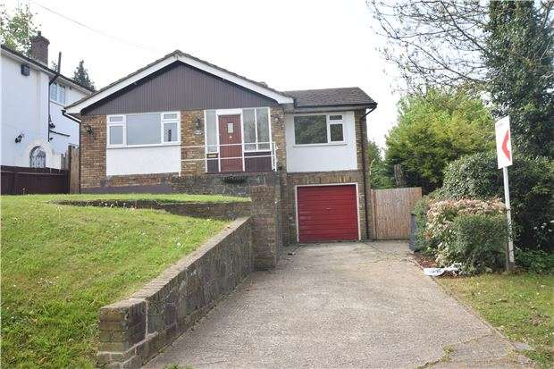 3 Bedrooms Detached Bungalow for sale in Warren Road, ORPINGTON, Kent, BR6