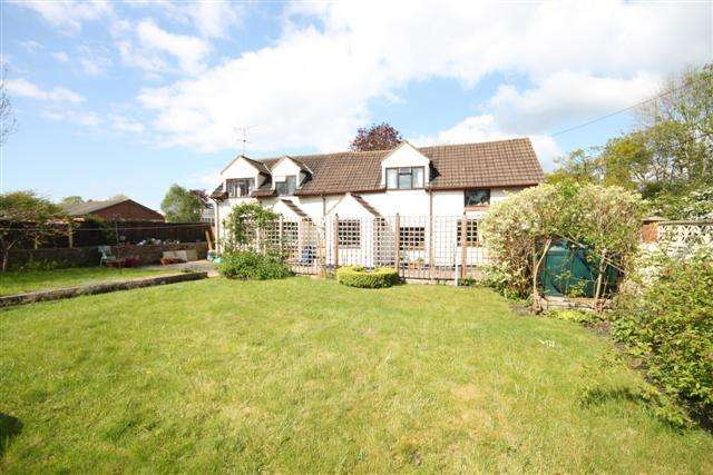 3 Bedrooms Detached House for sale in Silver Street, Willand EX15