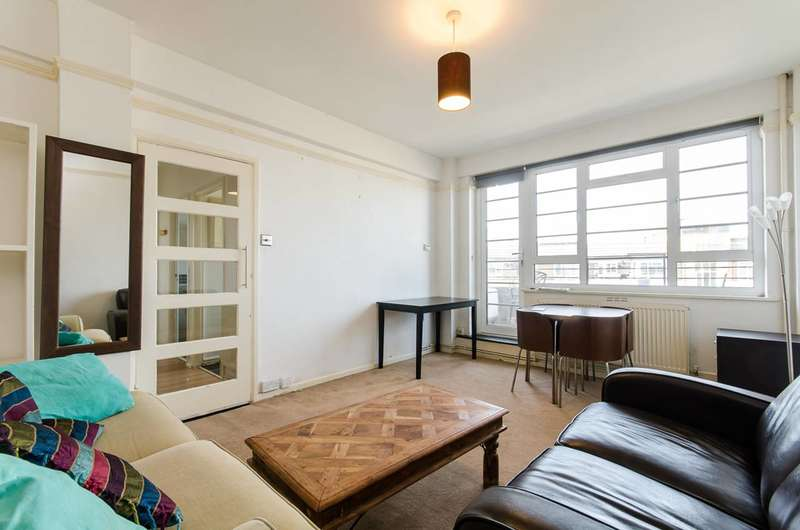1 Bedroom Flat for sale in Dumbarton Court, Brixton Hill, SW2