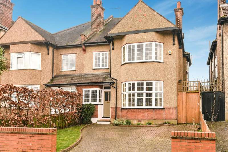 4 Bedrooms Semi Detached House for sale in Elmwood Aveue, Harrow, Middlesex HA3
