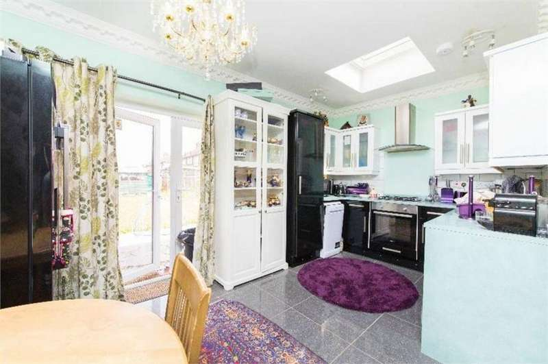 3 Bedrooms Semi Detached House for sale in Perimeade Road, Perivale, Greenford, Greater London