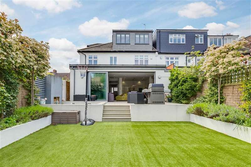 5 Bedrooms Property for sale in Birchlands Avenue, Wandsworth Common