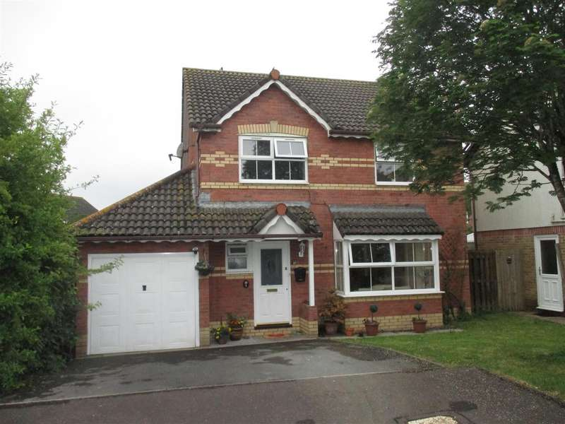 4 Bedrooms Property for sale in Valarian Close, St. Mellons, Cardiff