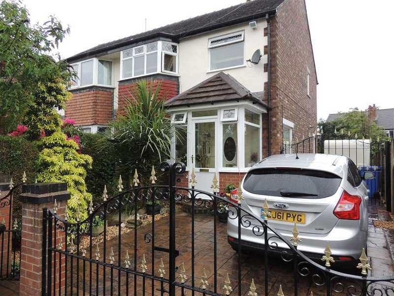 3 Bedrooms Property for sale in Hartington Road, Great Moor, Stockport