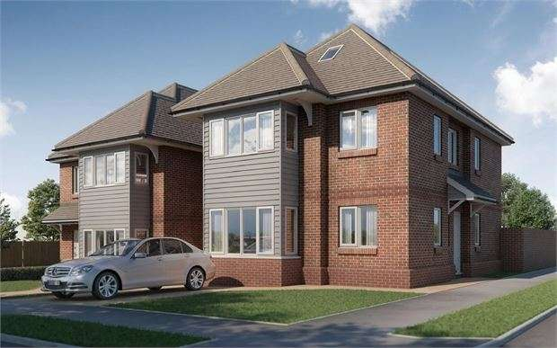 4 Bedrooms Detached House for sale in Leigh view Drive, Leigh-on-Sea, Leigh on sea, SS9 4HQ